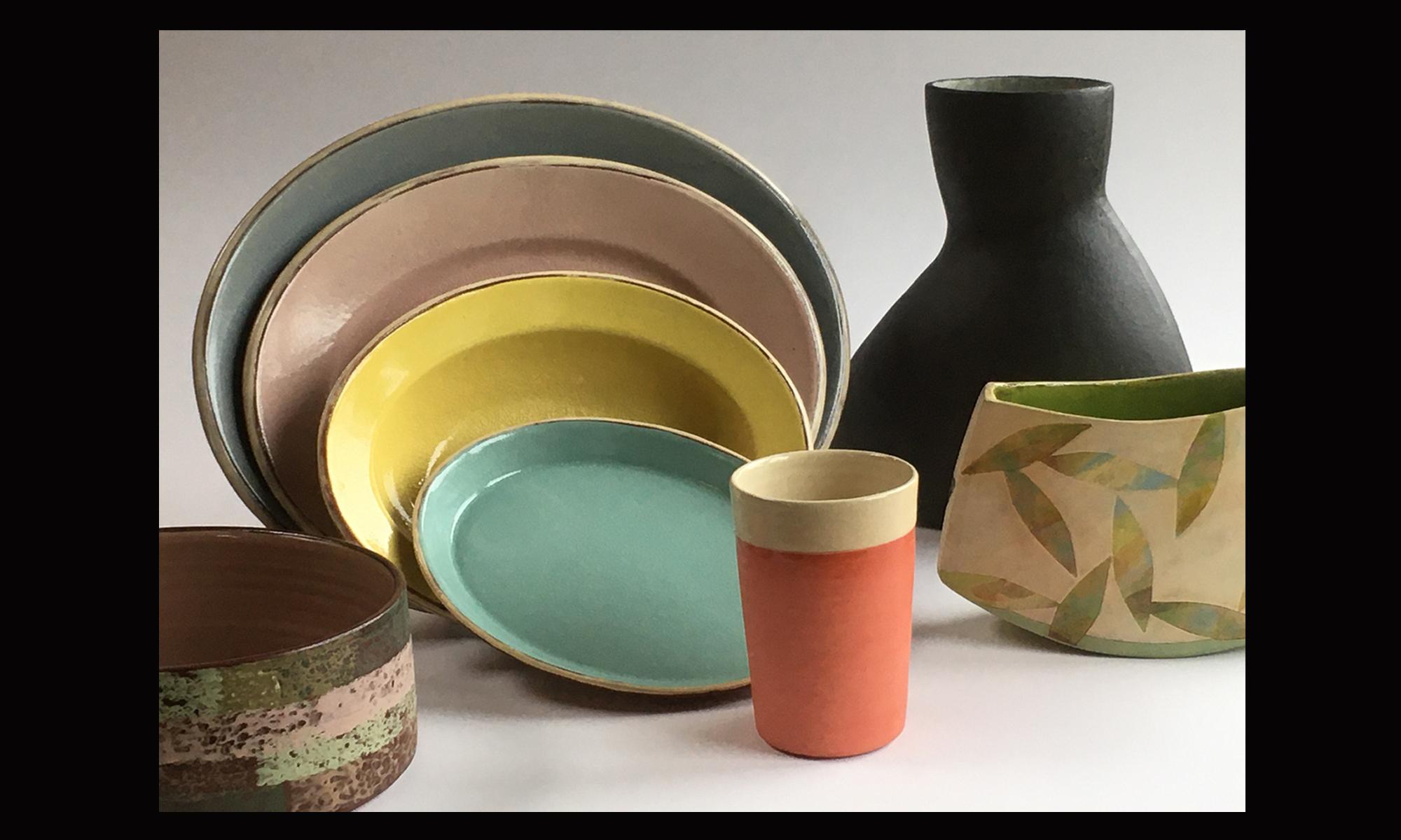 Keramiker Vibeke Krog